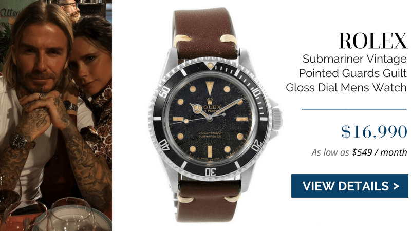 Rolex Submariner Vintage Pointed Guards Guilt Gloss Dial