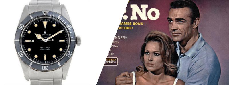 Rolex Submariner 5508 Vintage Stainless Steel Men's Watch