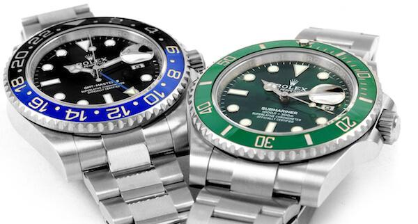 Dive vs GMT