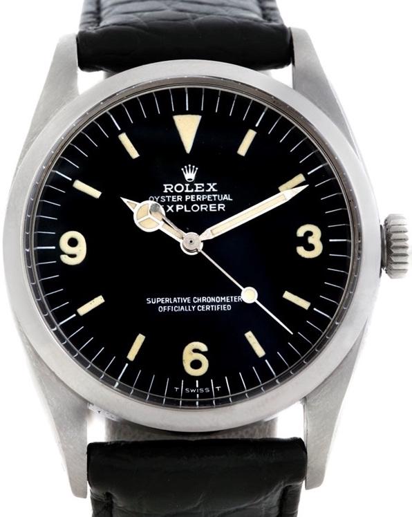 Rolex Explorer 6610