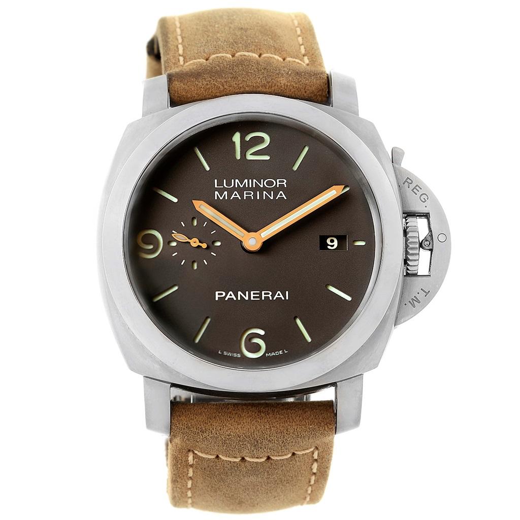Panerai Luminor Marina 1950 3 Days Titanium 44mm Watch