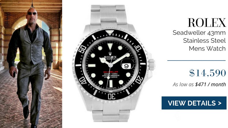 Rolex Seadweller 43mm Stainless Steel