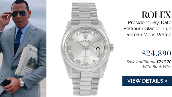 President Day-Date Platinum