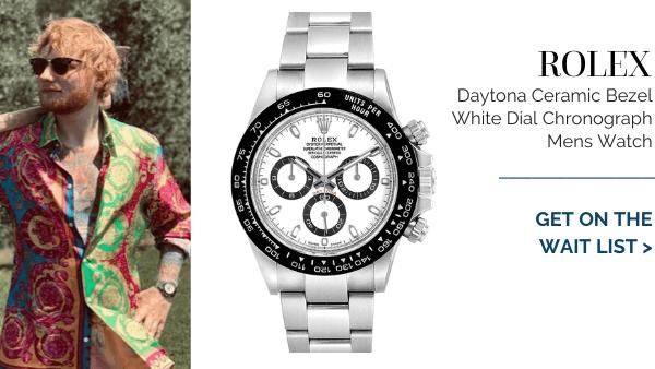 Daytona Ceramic White Dial