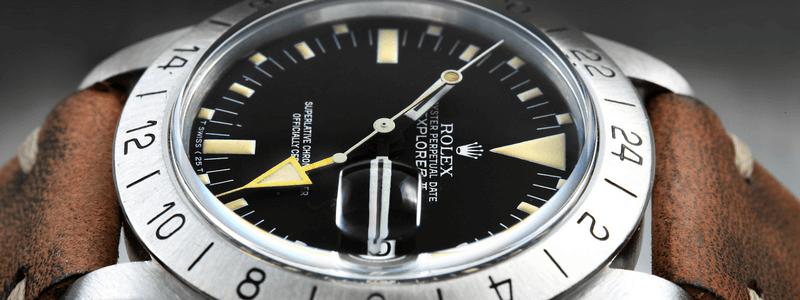 Rolex Explorer Vintage ref 1655