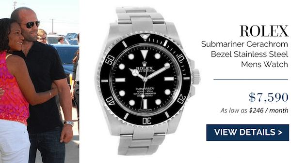 Rolex Submariner Cerachrom Bezel Stainless Steel Mens Watch