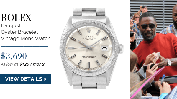 Datejust Oyster