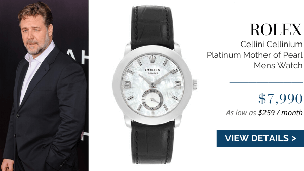 Cellini Platinum