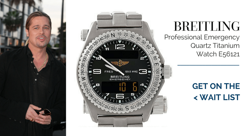 Breitling Professional Emergency