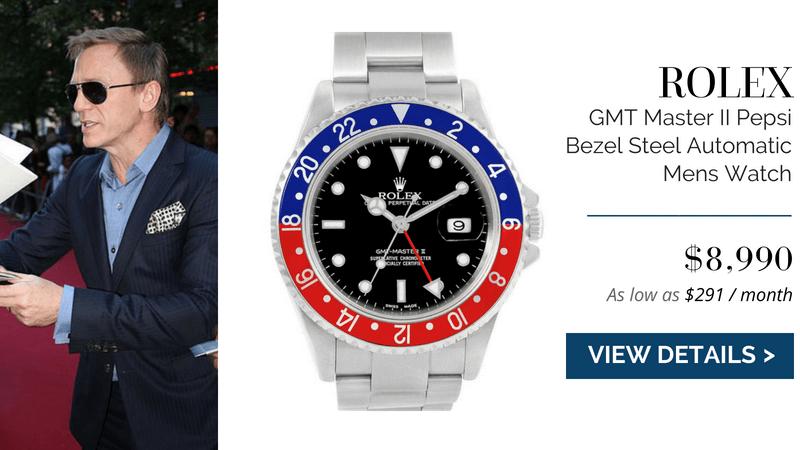 Rolex GMT Master II Pepsi Bezel
