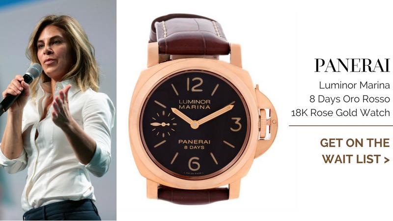 Panerai Luminor Marina 8 Days Oro Rosso 18K Rose Gold Watch