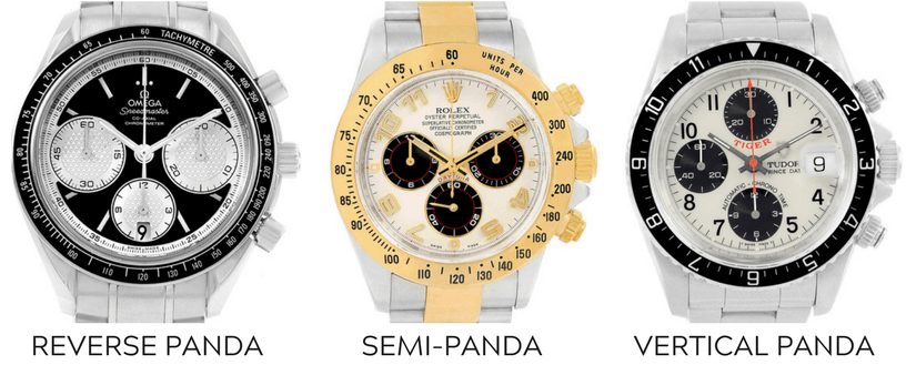 Panda Dial Watches
