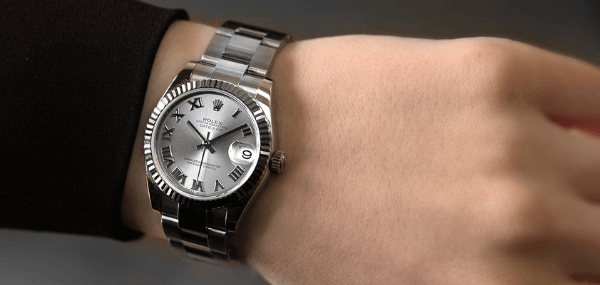 Datejust Silver Dial