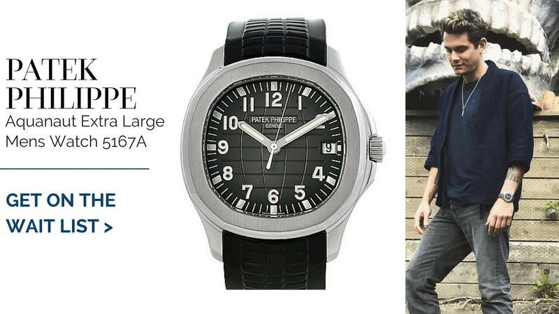 Patek Philippe Aquanaut Extra Large Mens Watch