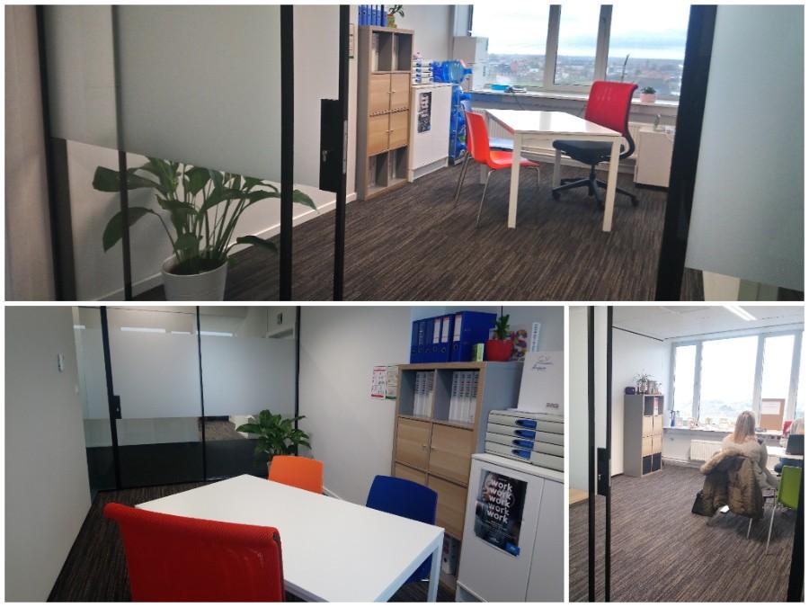 Foto's nieuwe kantoren Business Center TIO3