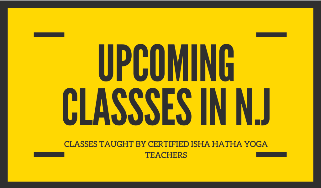 UPCOMING Classes in NEW JERSEY