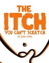 My debut graphic novel : The Itch you can't scratch