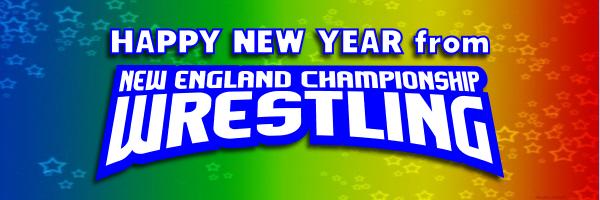 Happy New Year from NECW