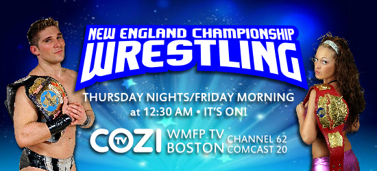 WATCH NECW on WMFP TV in Boston