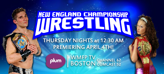 NECW Comes To Television April 4th!