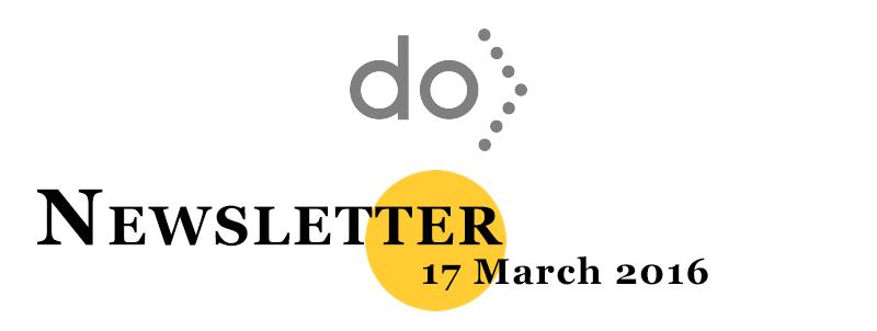 17 March Newsletter