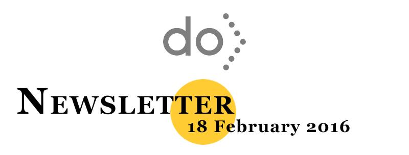 18 February Newsletter