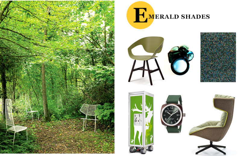 Emerald Shades