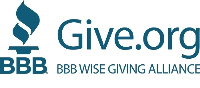 give.org bbb wise giving alliance logo