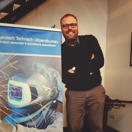Uitzendbureau Haprotech Matthijs