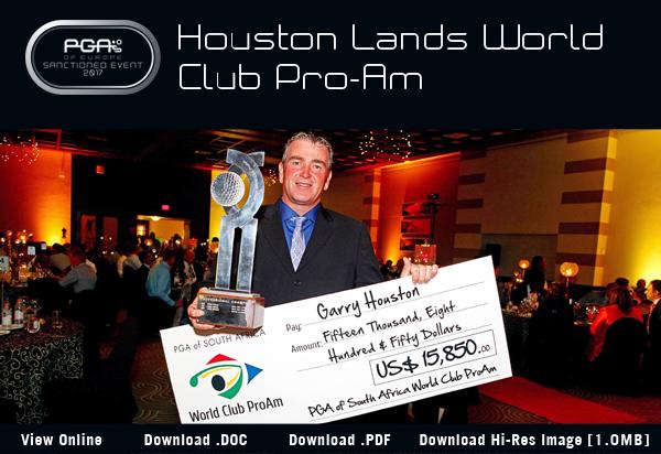 Houston Lands World Club Pro-Am - 2017 World Club Pro-Am