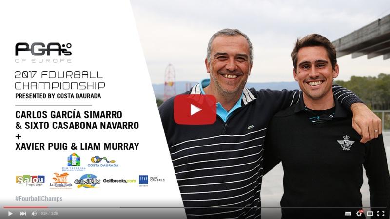 Watch Interview Highlights With Carlos García Simarro & Sixto Casabona Navarro and Xavier Puig & Liam Murray - https://youtu.be/b5uksyJCePo