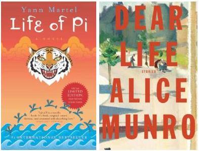 Life of Pi and Dear Life
