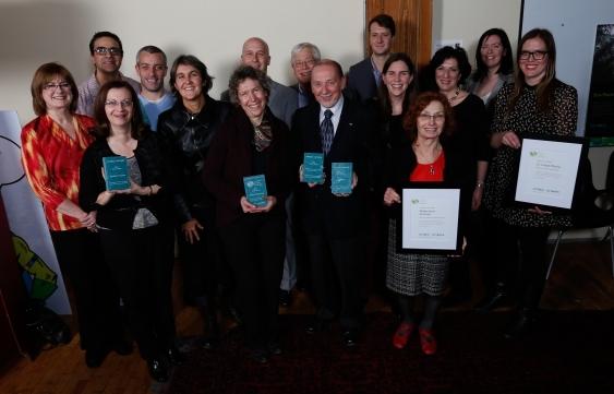 Award Recipients 2012
