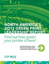 Green Print Leadership Report