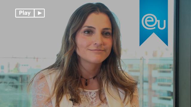 Nuria Navarro González on Area Management at Calzedonia Group