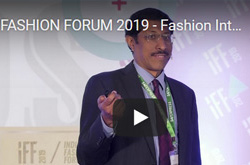 NIFTA Conclave at the India Fashion Forum in Mumbai