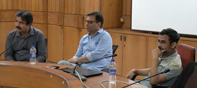 Nifta - Delhi Campus Session