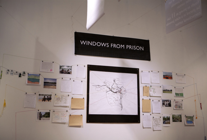 Mark Strandquist's 'Windows from Prison'