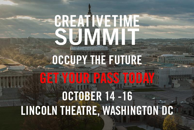 Creative Time Summit