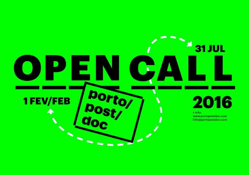 Porto/Post/Doc Open Call