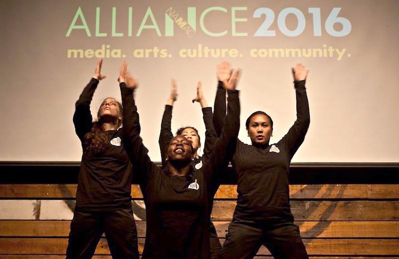 alliance dancers
