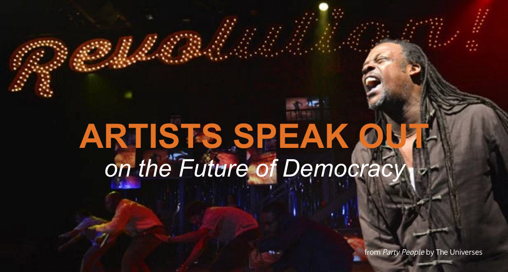 Artists Speak Out