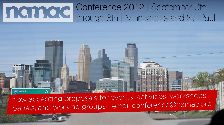 NAMAC Conference 2012