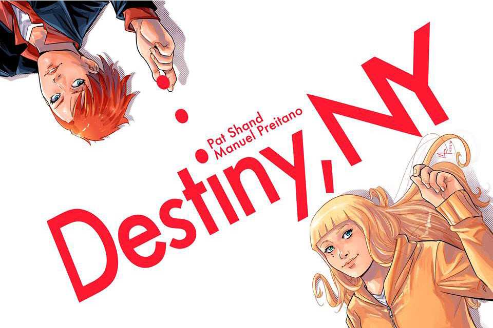 DESTINY, NY Is Not Your Typical Prophecy… about love, loss, magic, cats, coffee, growing up and more