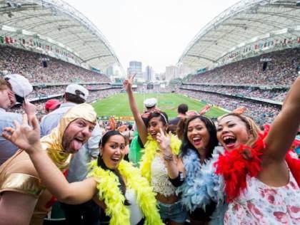 Hong Kong Sevens fan events