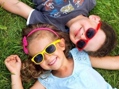 Kids at Woodland