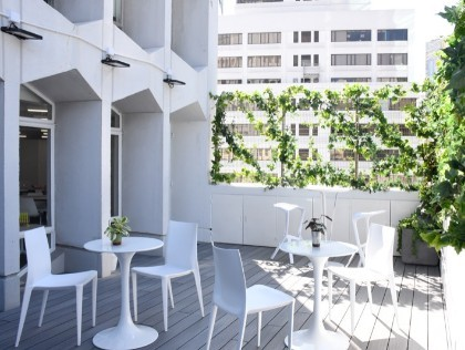 Review of theDesk co-working space