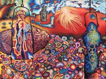 Asia Contemporary Art Show artwork
