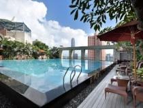 Queen's Garden Apartments Swimming Pool