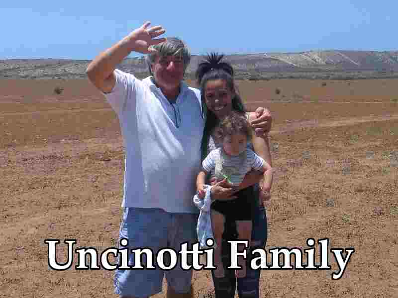 The Uncinotti Family